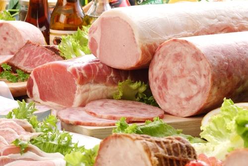 Food-safe meat