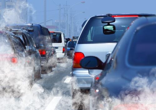 city car pollution