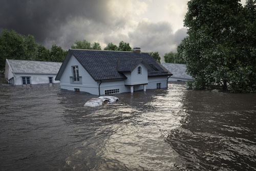 Resilient Cities - Flooding House
