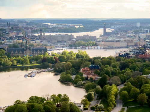 stockholm sustainable green cities examples characteristics