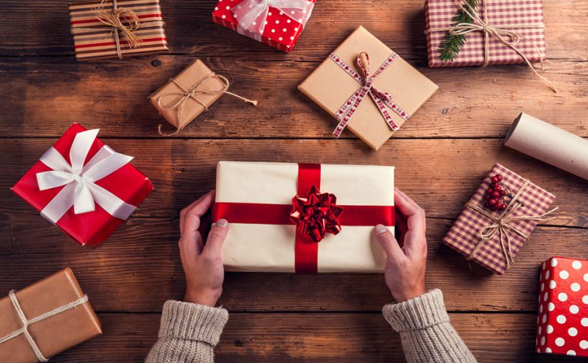 Christmas ecological ethical gifts presents
