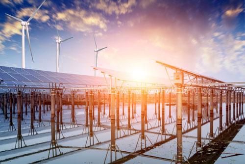 solar energy power plant renewable