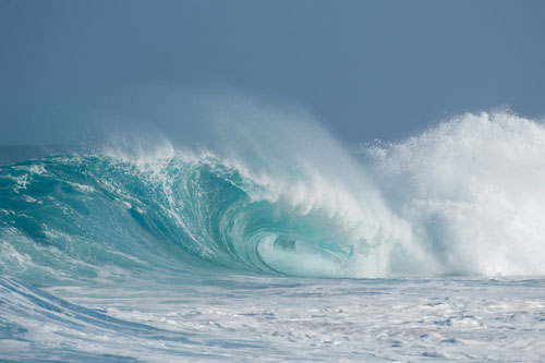 energy power wave ocean climate change
