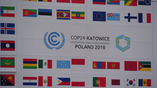 sustainable development conference cop24 katowice