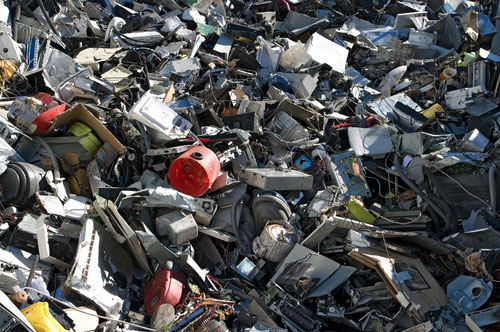 e waste black friday pollution