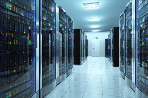 servers high tech