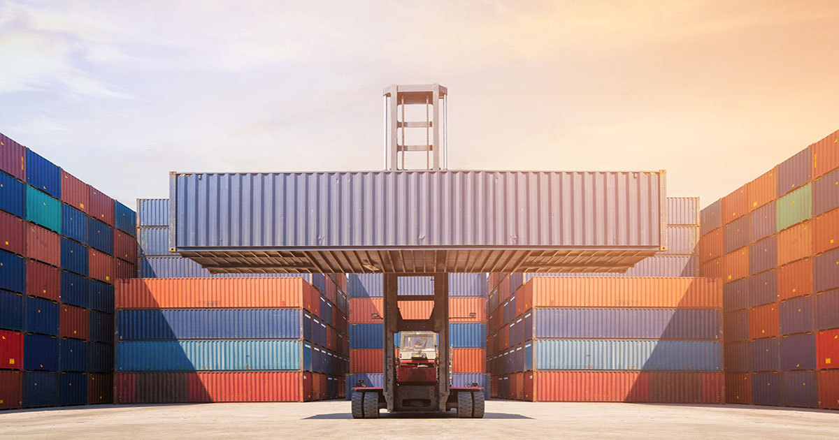 logistics infrastructure news