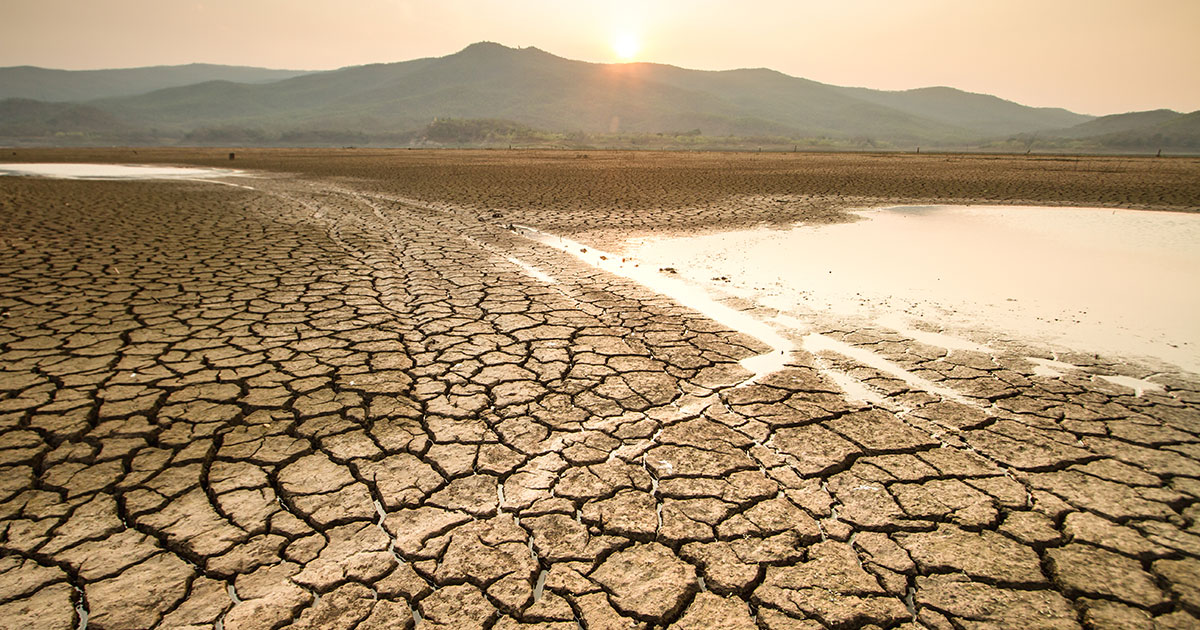 drought desertification increase climate