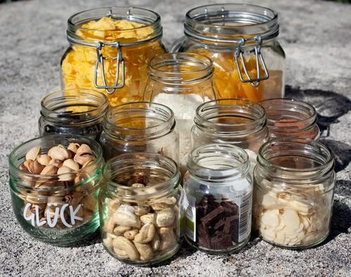 jars food waste
