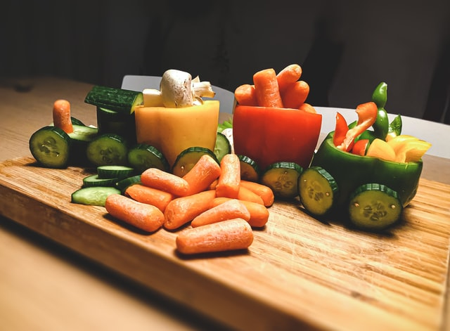 organic farming diet environment