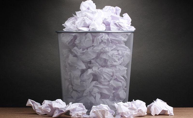 Reduire L Impact De La Consommation De Papier Des Entreprises