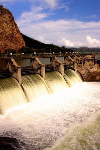 barrage energie hydraulique renouvelable