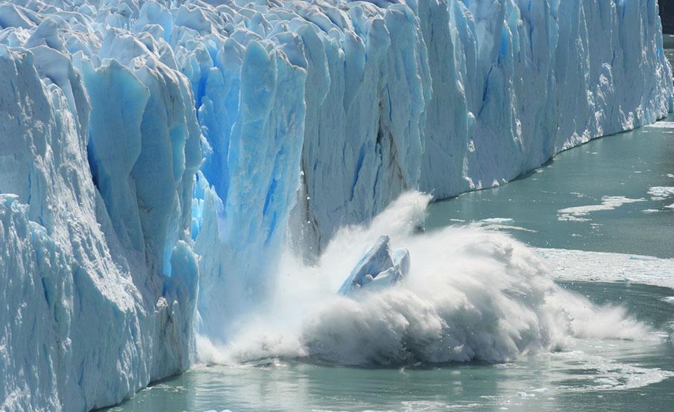 Fonte des glaces poles