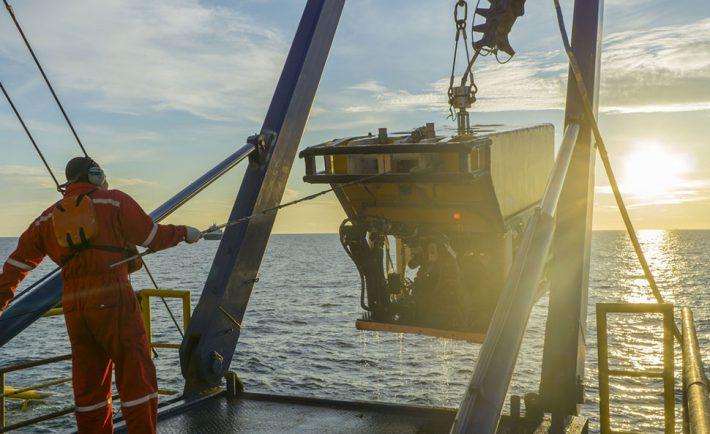 Robot-mer-ocean