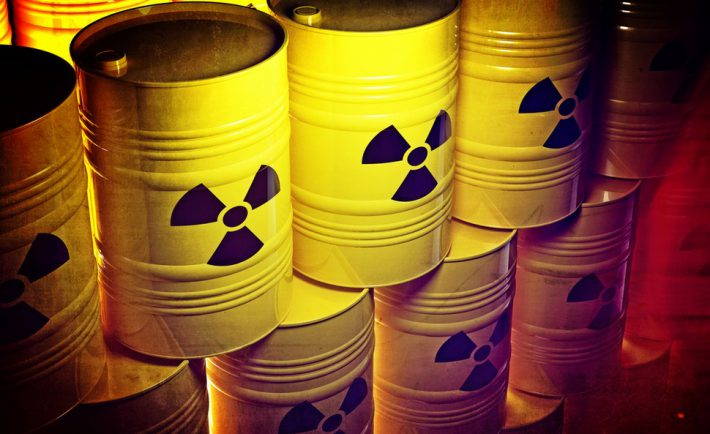 stockage dechets radioactifs nucleaires