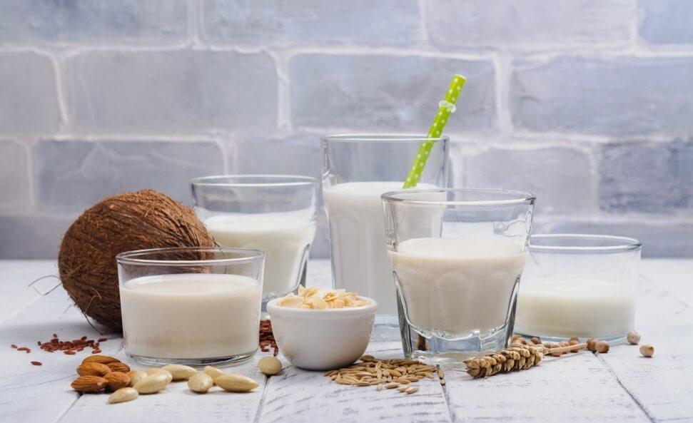 lait ecologique soja vache amande