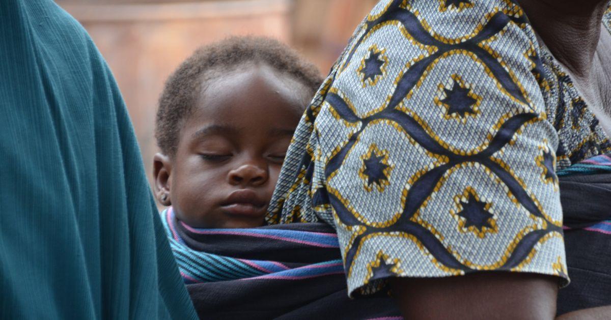 Enfant maternité procréation Afrique