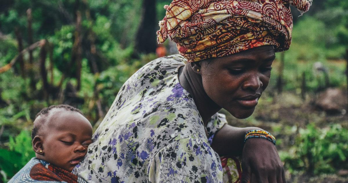 femme africaine travail
