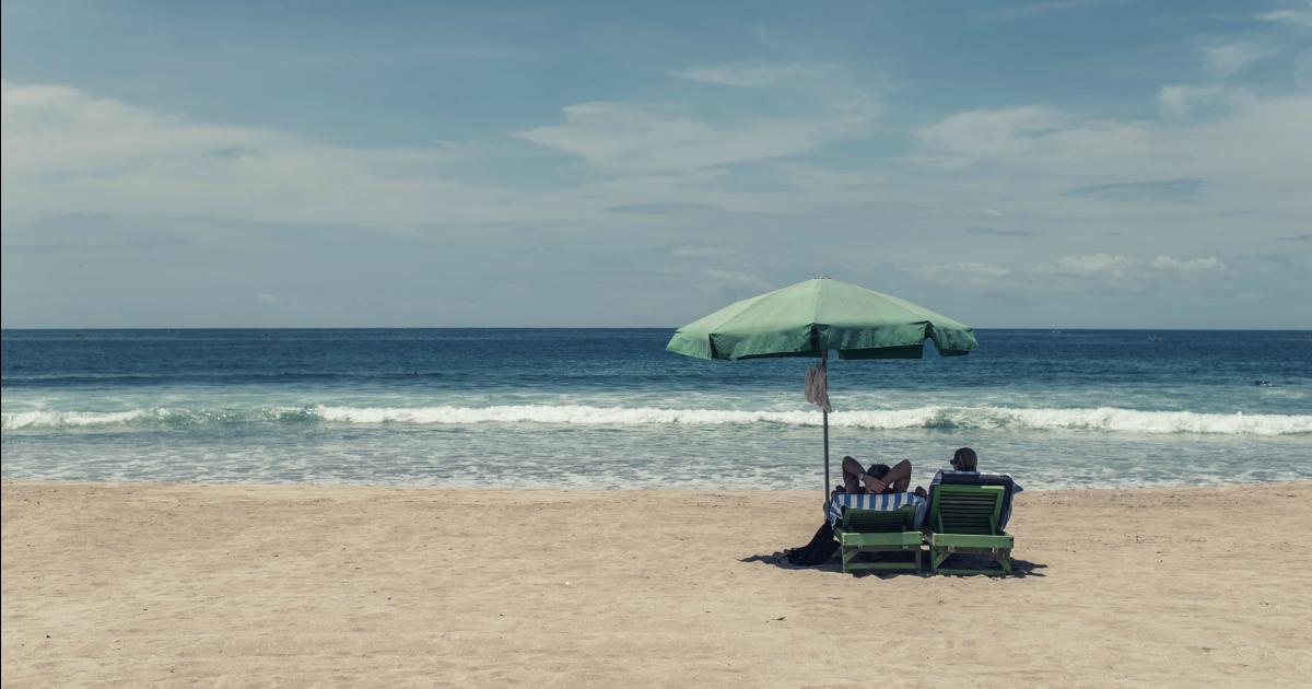 congés plage vacances