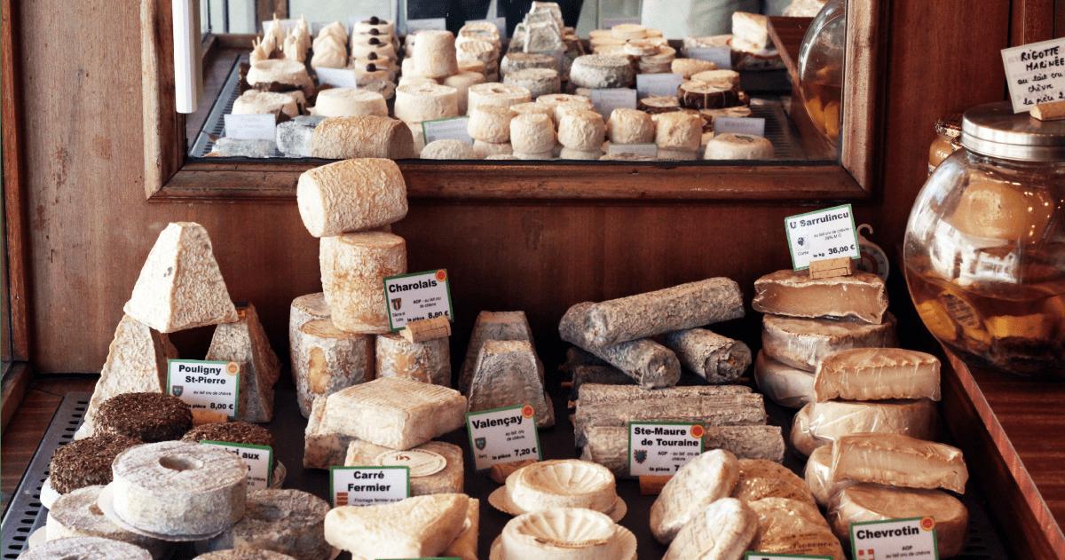 fromages terroir savoir-faire
