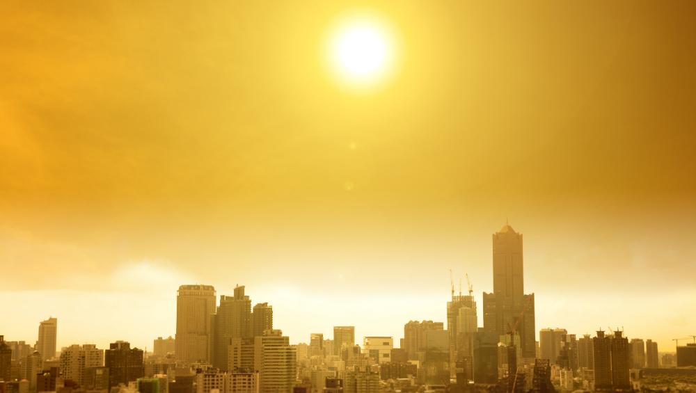 [Gestes Barrières Climat] Comment établir une stratégie climat compatible avec l'accord de Paris   1.5° ? L'exemple de Suez