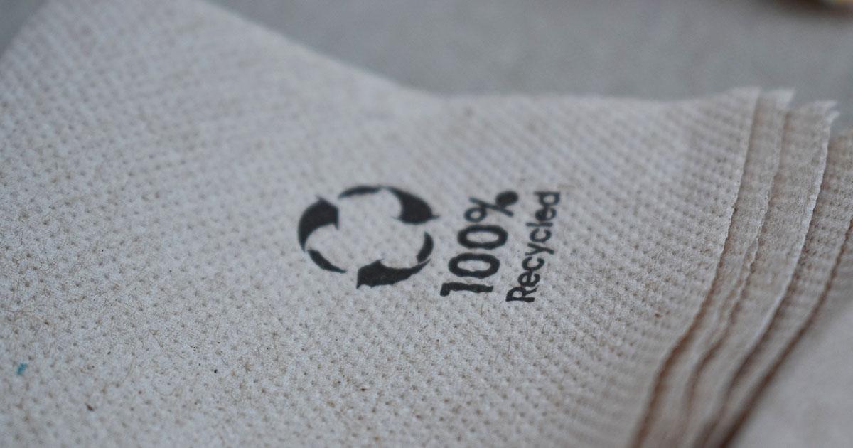ecologie impression papier recycle
